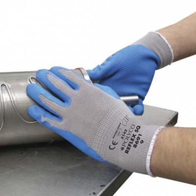 Haltegriff handschuhe